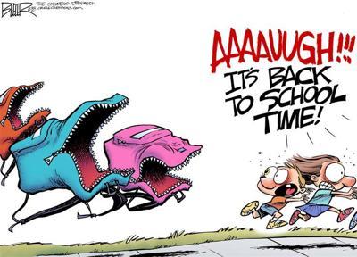 Thursday cartoon 080819