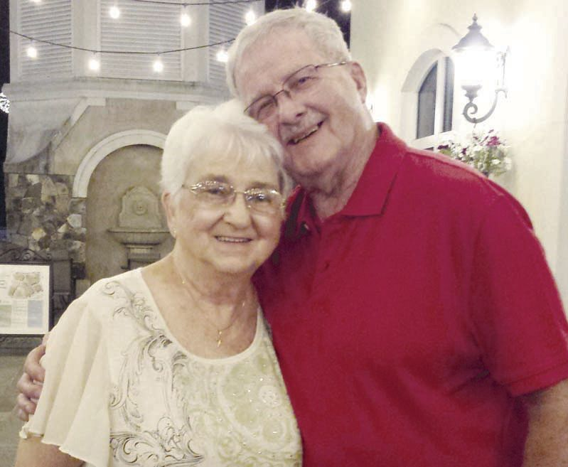Walters celebrate 65th wedding anniversary