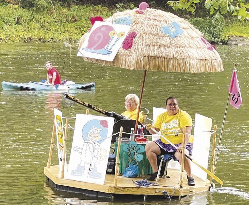 Belltown Regatta floats high