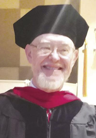 Brown earns doctorate in ministry