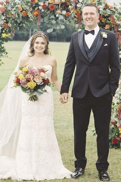 Kriebel and Miles wed in Cooksburg