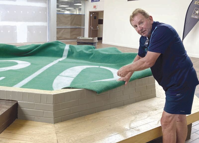 Three Rivers AstroTurf finds a home in Sligo