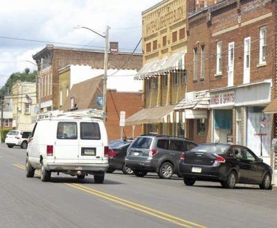 Knox's Main Street is shaping up