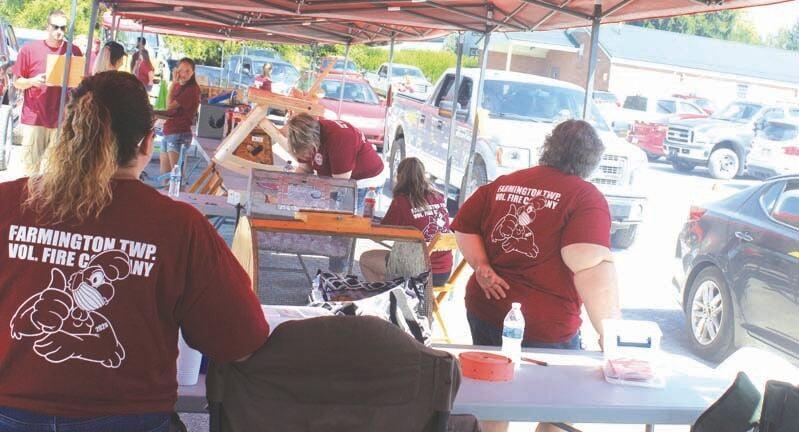 Farmington VFD chicken barbeque draws hundreds 0820