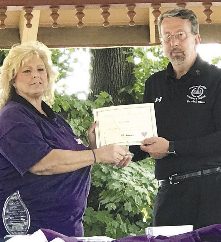 Clarion hosts 'Recovery Respects First Responders'