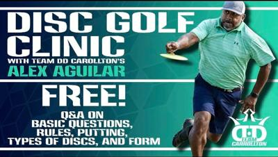 Comanche Disc Golf clinic to be held