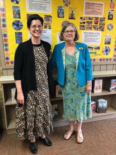 New Director at Comanche Public Library