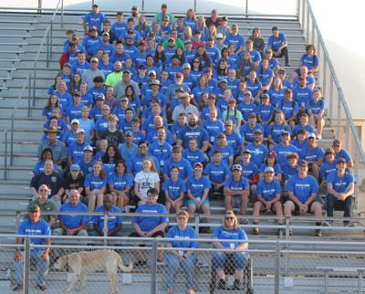 Community Rehab 2021 volunteers in Comanche County