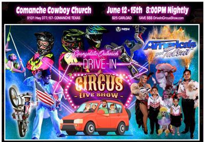 Comanche Circus