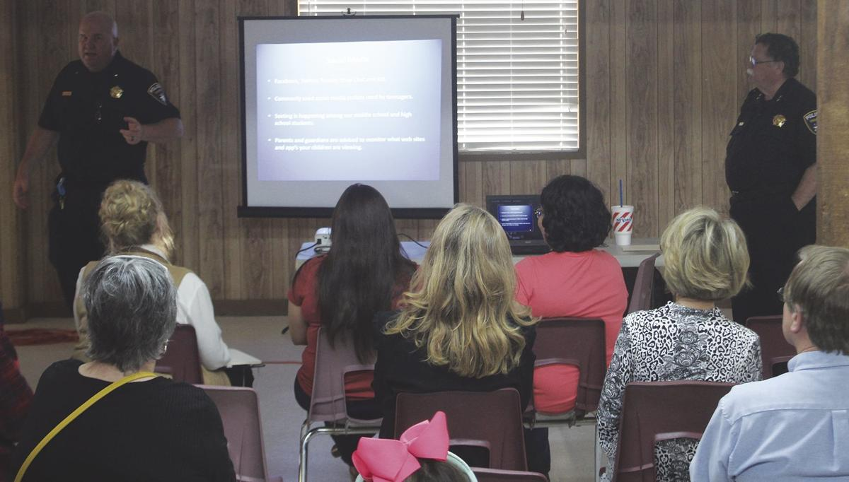 City of Comanche Police Department talks success during Town