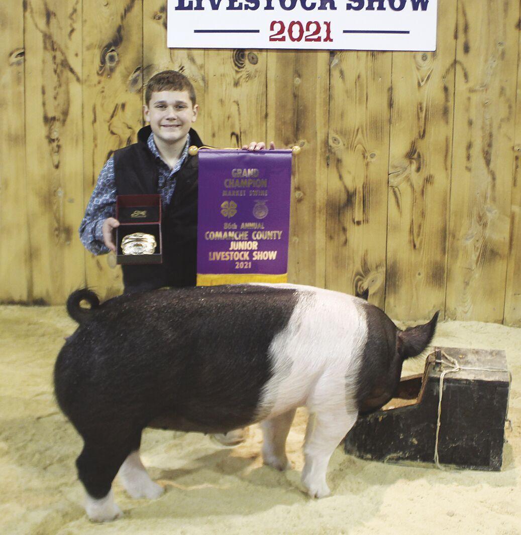 Worrell grand champion swine.tif