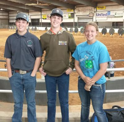County 4-H members attend  State Indoor Archery Match
