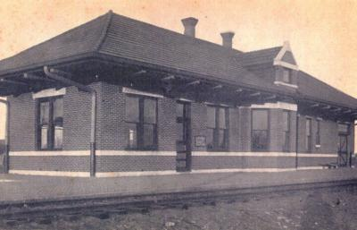 Depot Historical Marker to be unveiled July 9