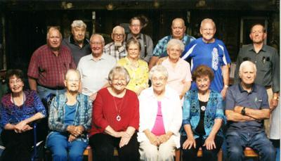Comanche High Class of 1955 celebrates 66th reunion