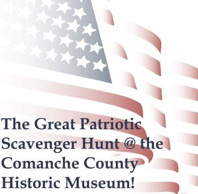 American flag flyer