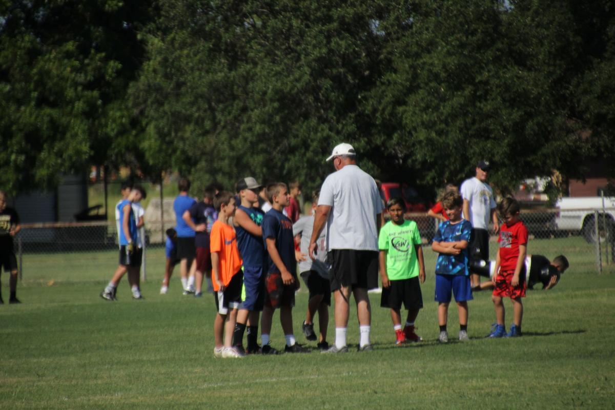 2019 Little Indians Football Camp