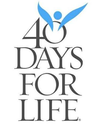 Image result for 40 days for life