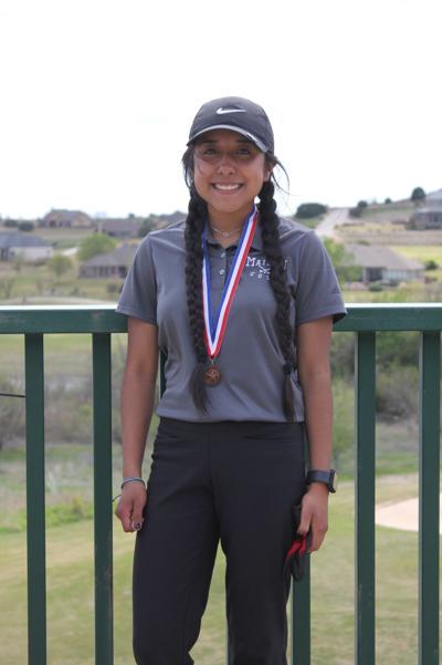 CHS Girls Golf: Araceli Ramirez Regional qualifier
