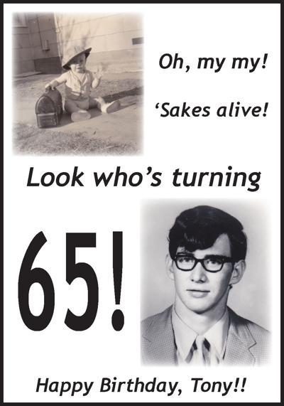 Tony Birthday