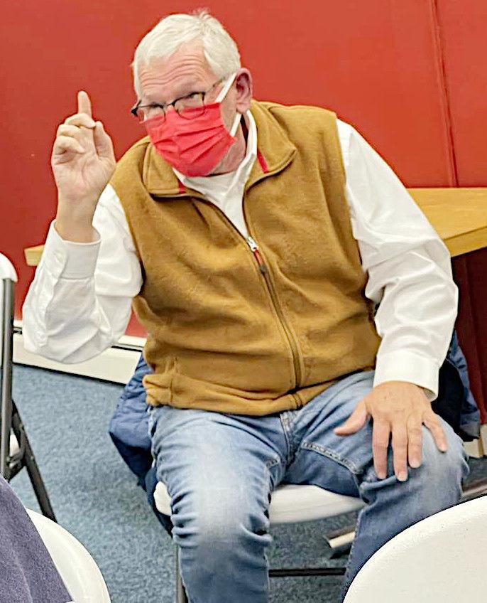 State Rep. Tom Saunders