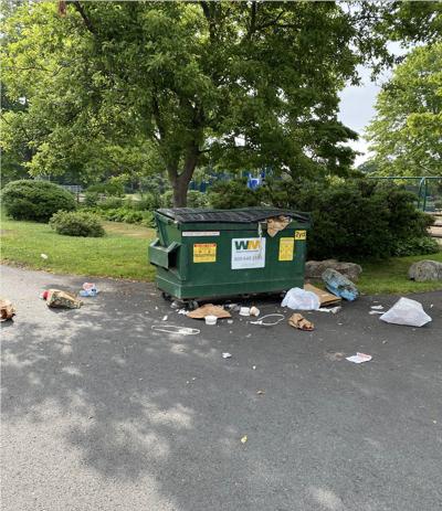 Litterbugs: Trashing Masconomo