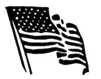 OBIT Dennis veterans flag icon