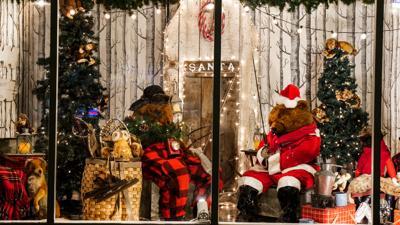 The Stock Exchange Holiday Bears