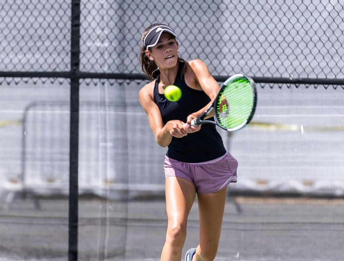 Tennis Tourney Features Georgia Kulevich
