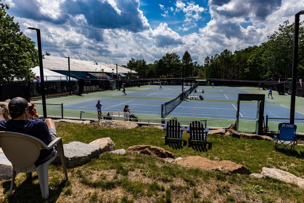MAC Tennis Courts