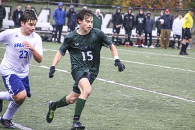 Heading To Finals Sunday, Undefeated M-E Boys Soccer Shine