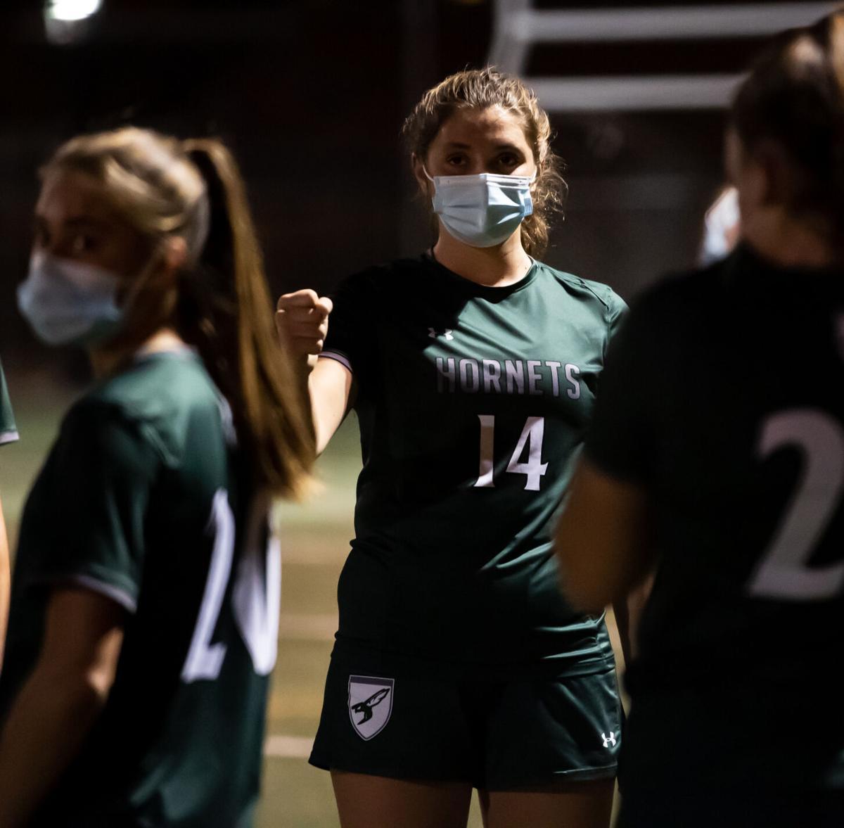 M-E Hornets Girls Soccer vs Pentucket