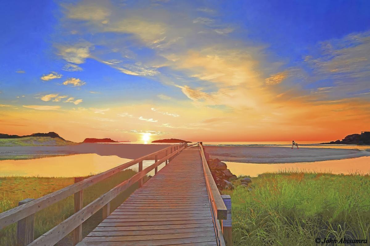 John Abisamra _ Good Harbor Beach