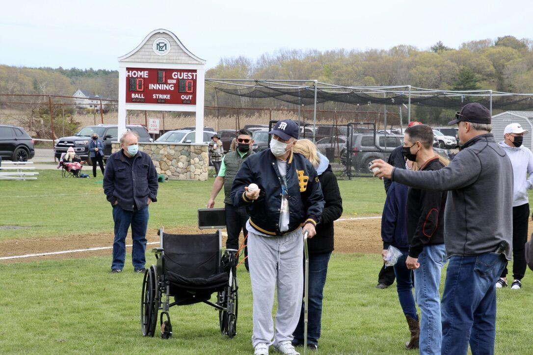 Memorial Park Dedication: Ralph Bates
