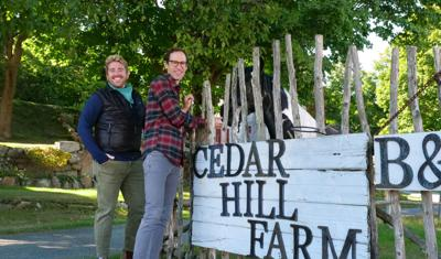 New Discoveries And Traditions At Cedar Hill Farm in Essex