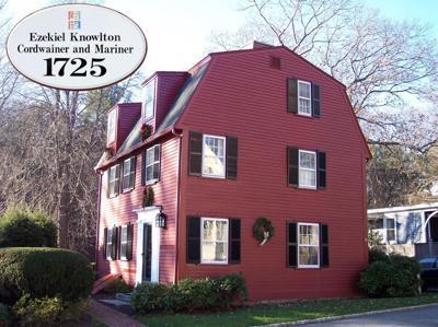 The Ezekiel Knowlton House