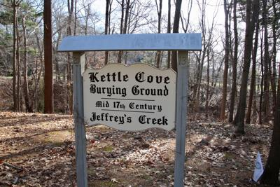 Kettle Cove Burial Ground
