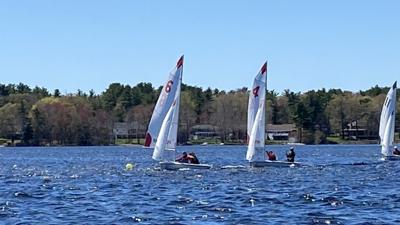 MERSD Sailing Race