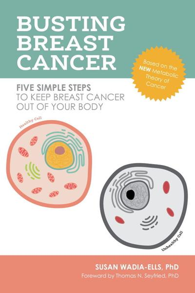 Busting Breast Cancer Book Cover