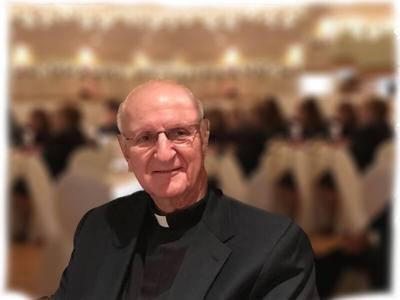 "Rev. Fr. Kyriakos ""Kerry"" Saravelas"