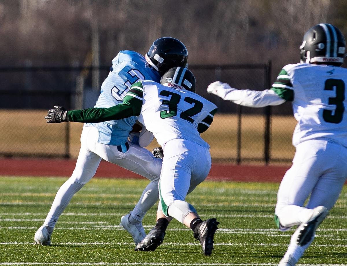 M-E Hornets Football vs Triton