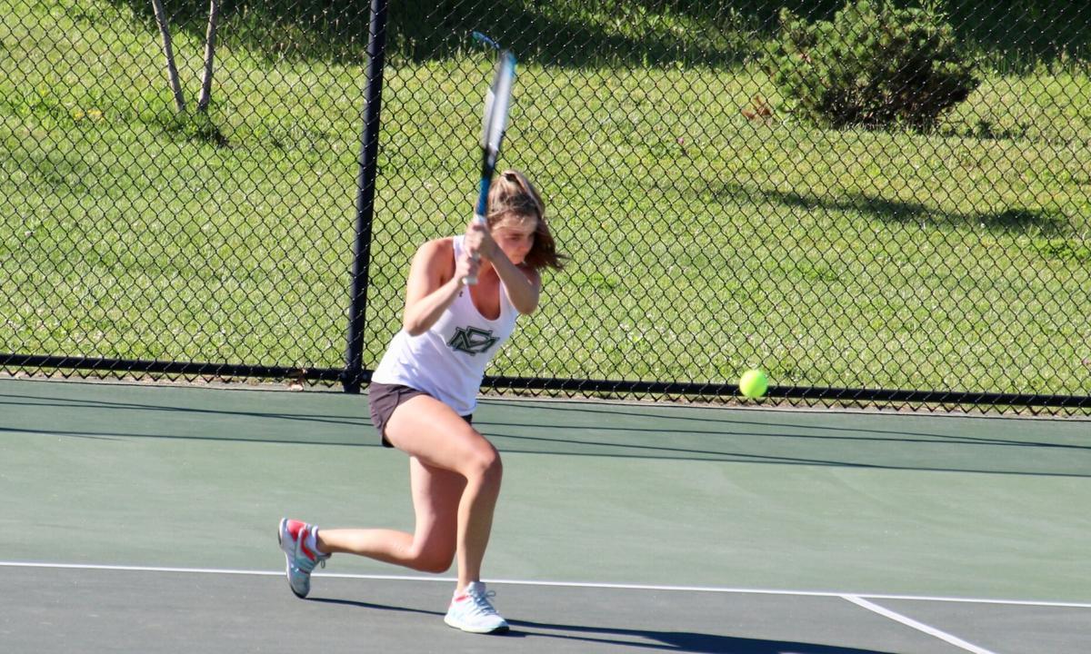 Girls Hornets Tennis 2021