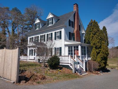 The Joseph Clarke House