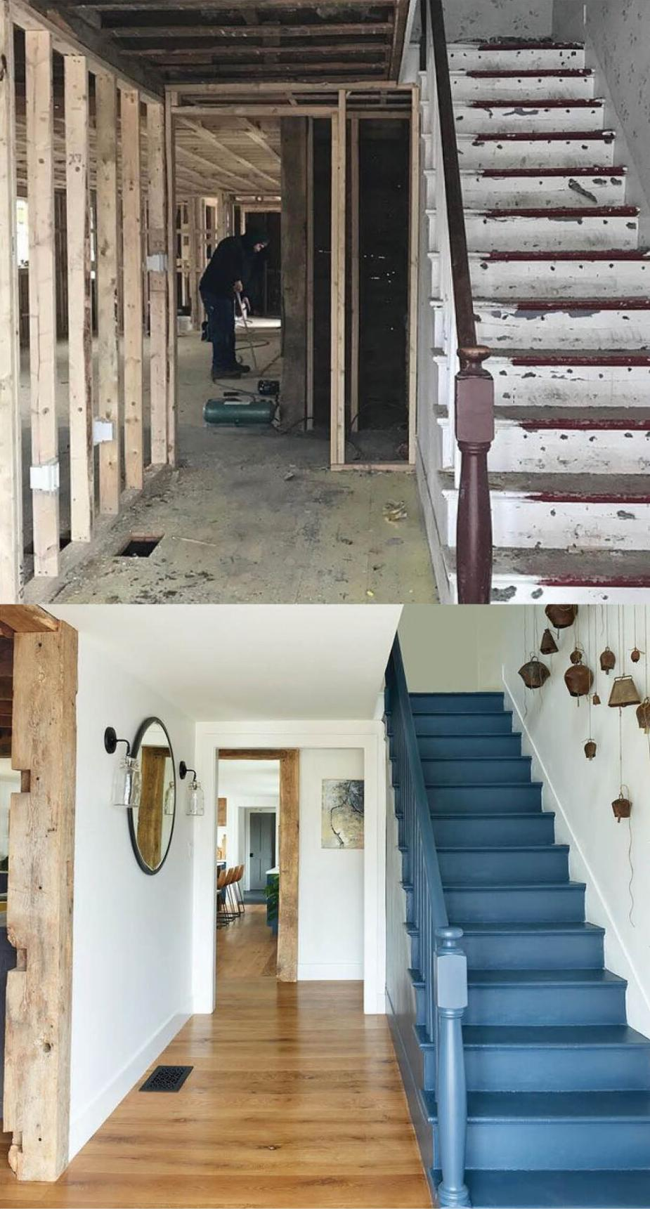 """Farmhouse Fixer: Beals Project """"After"""""""