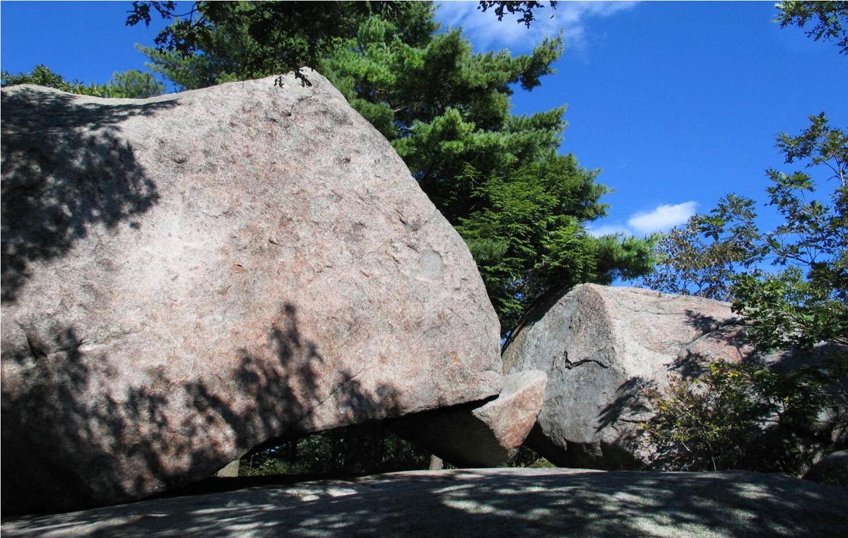 Agassiz Rocks