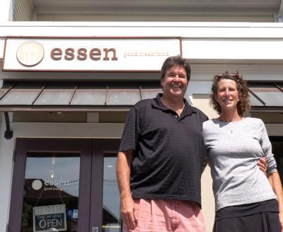 Dede and Bruce Warren of Essen