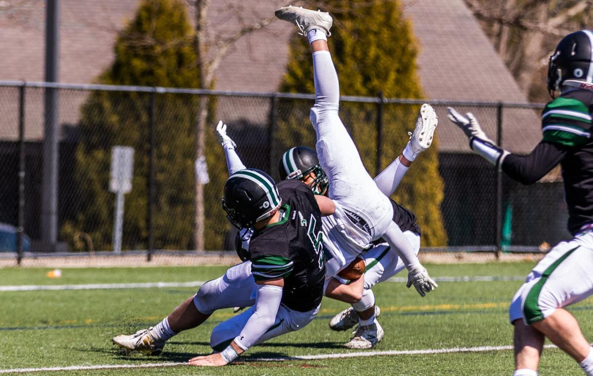 Hornets Varsity Football vs Lynnfield