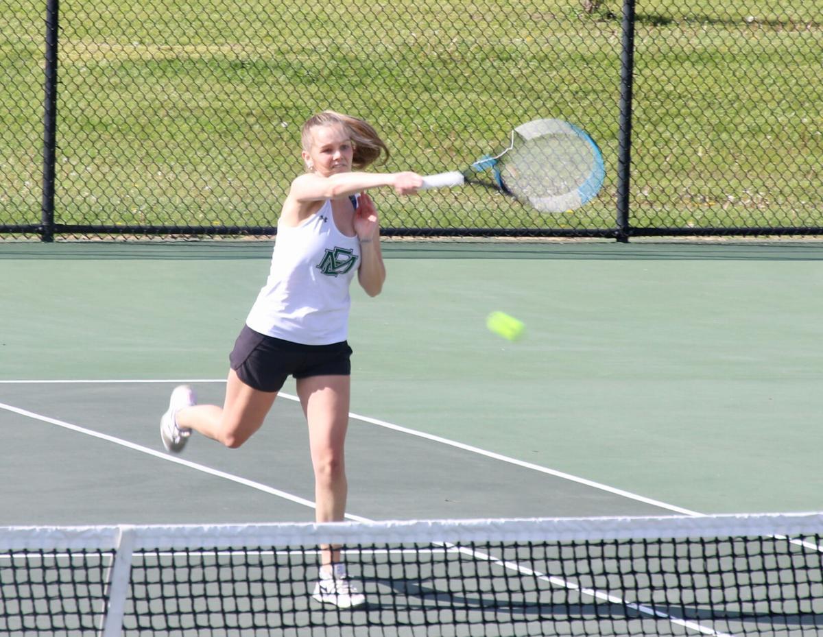 Girls Tennis: Stephanie Pratt