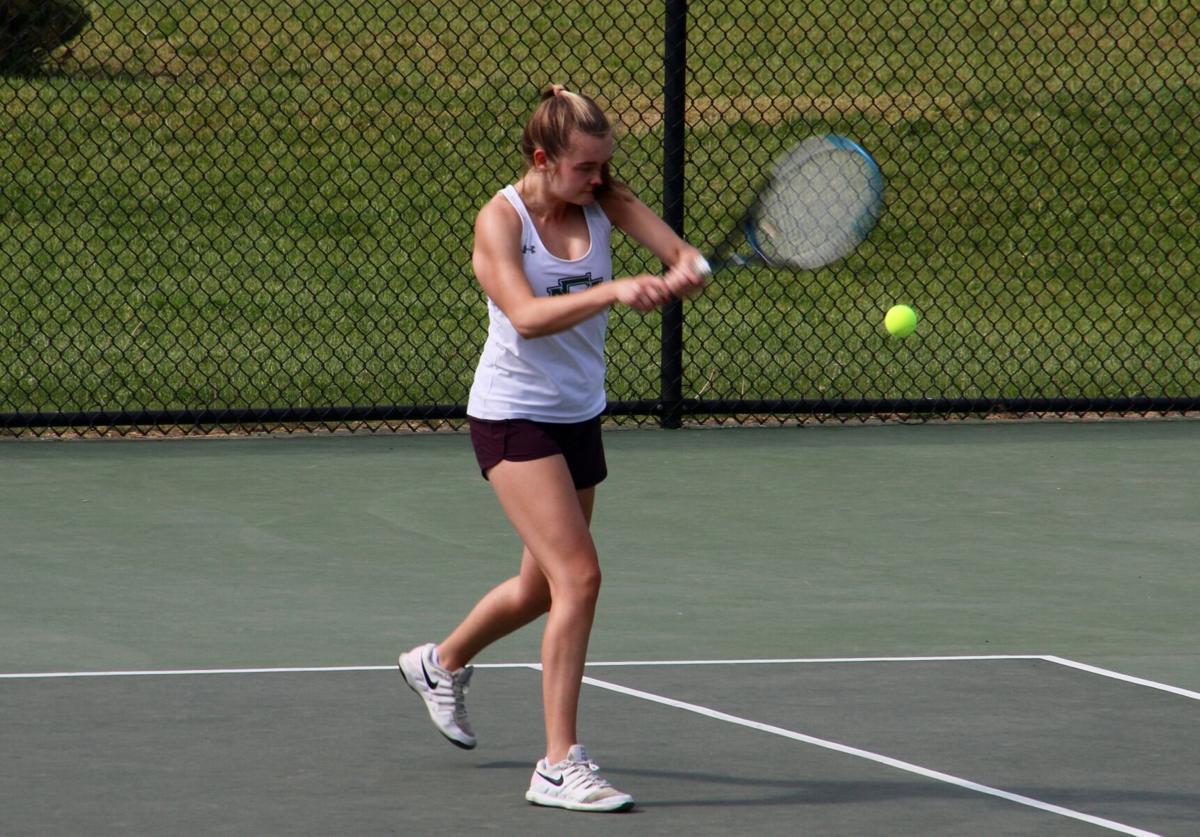Girls Tennis vs Rockport