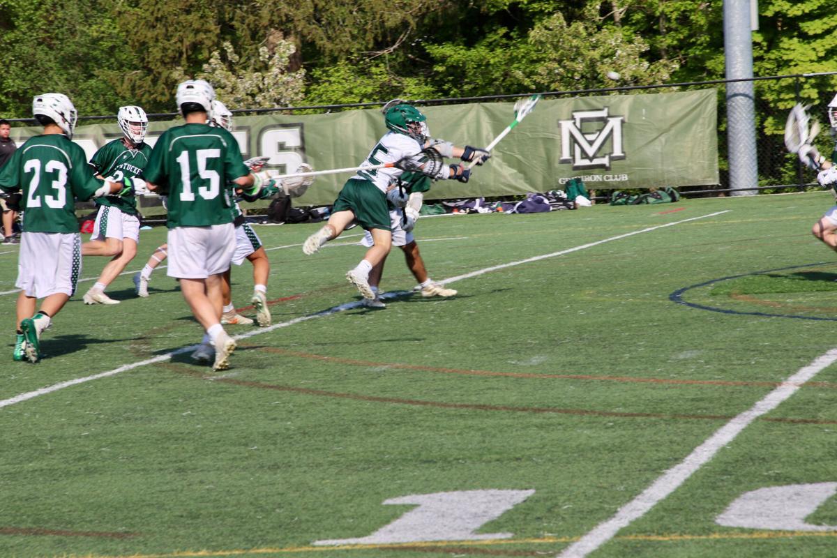 MERHS Boys Lacrosse vs Pentucket