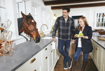Step By Step, Local Duo Transforms Farmhouses